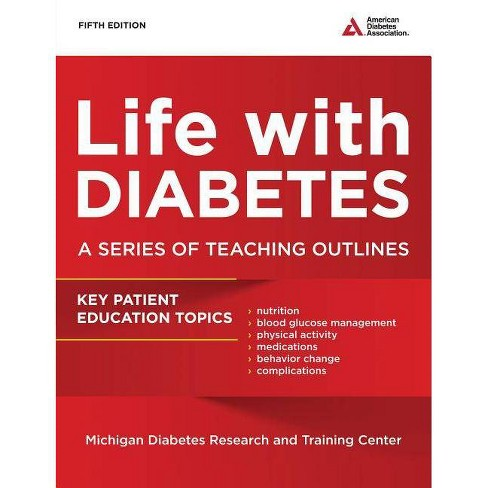 Life with Diabetes - 5 Edition (Paperback) - image 1 of 1