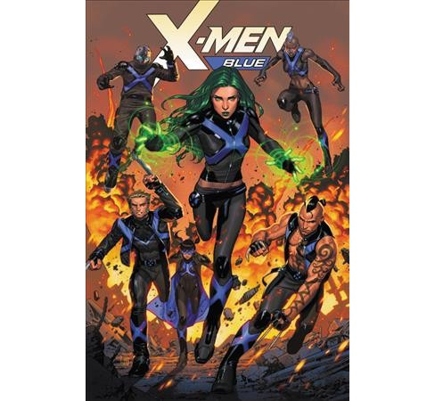 X-Men Blue 4 : Cry Havok -  (X-Men) by Cullen Bunn (Paperback) - image 1 of 1