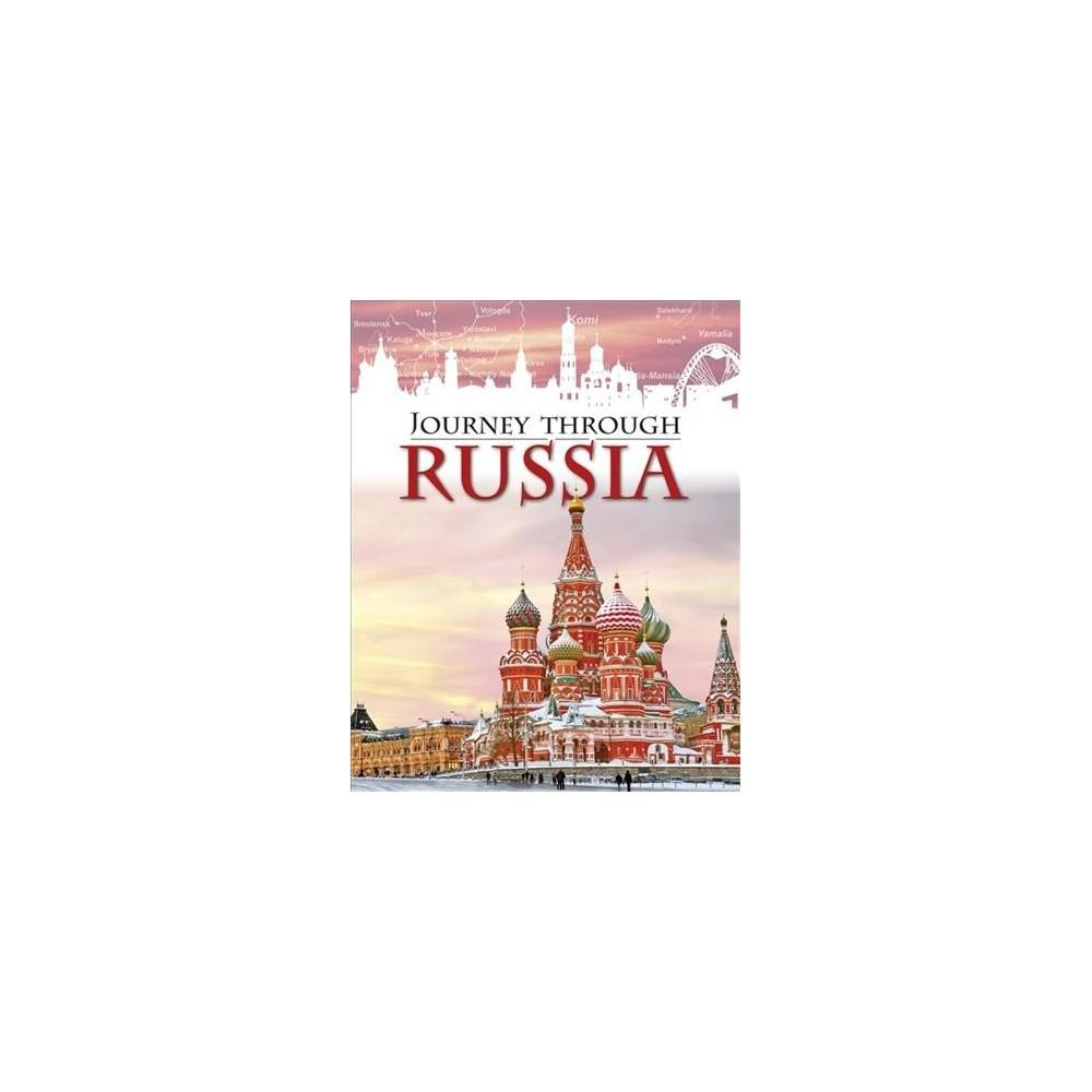 Journey through Russia - (Journey Through) by Anita Ganeri (Hardcover)