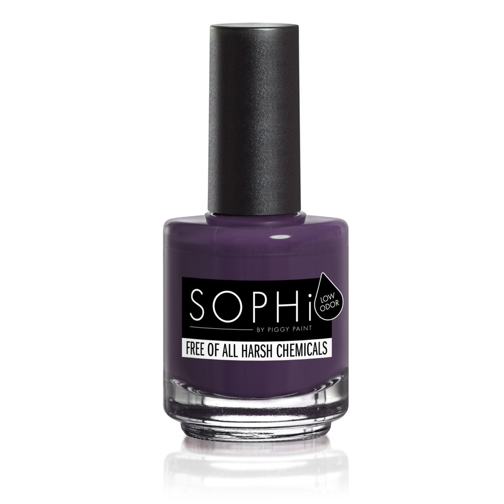 SOPHi by Piggy Paint Non-Toxic Nail Polish 2.2oz - Incogni