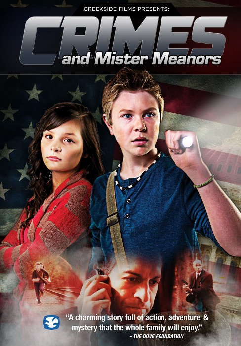 Crimes and mister meanors (DVD) - image 1 of 1