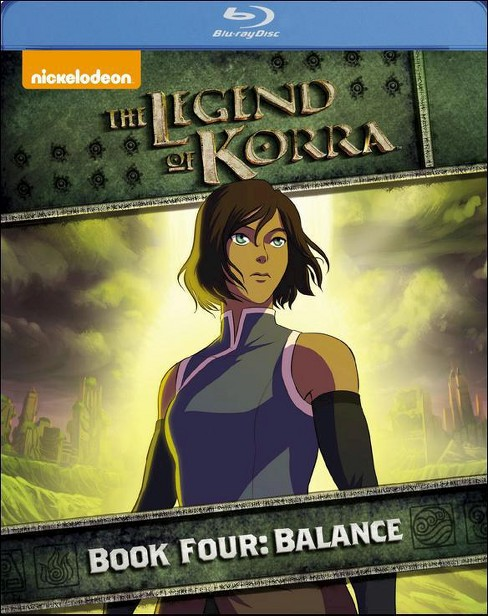 Legend Of Korra:Book Four Balance (Blu-ray) - image 1 of 1