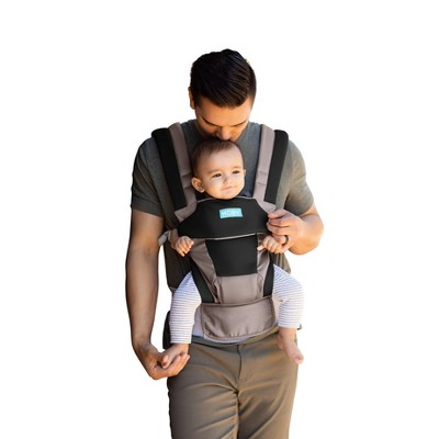 Moby Move 4 Position Baby Carrier Charcoal Gray