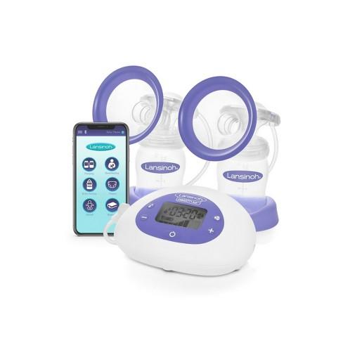 Lansinoh Smartpump Double Electric Breast Pump Target