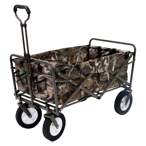 Mac Sports All Terrain Collapsible Wagon – Camo - image 1 of 3