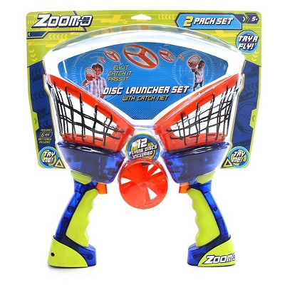 Twist Time Zoom-O Disc Launcher - 2pk