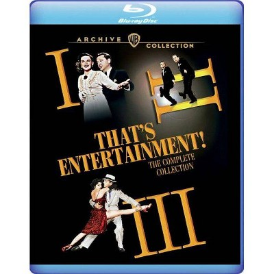 That's Entertainment! The Complete Collection (Blu-ray)(2020)