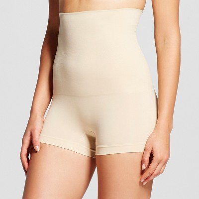 Maidenform Self Expressions Women's Shaping High Waist Boyshort 525