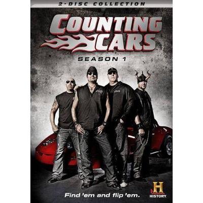Counting Cars: Season 1 (DVD)(2013)