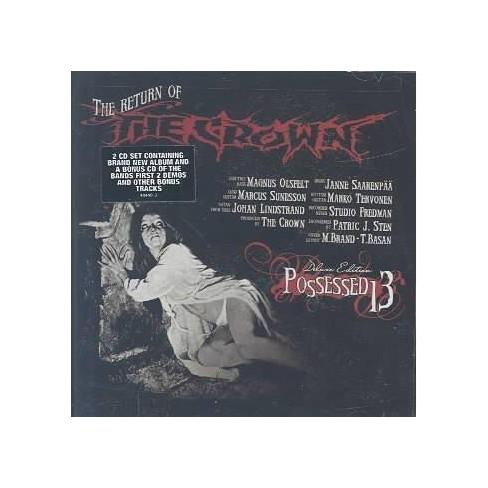 Crown - Possesed 13 (CD) - image 1 of 1