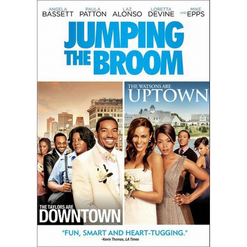 Jumping the Broom (dvd_video)