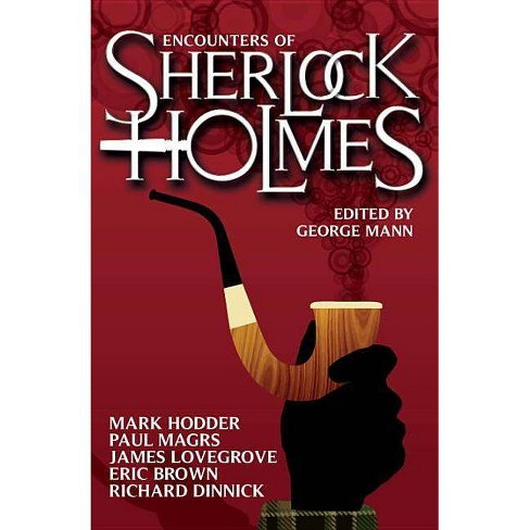 Encounters of Sherlock Holmes - (Paperback) - image 1 of 1