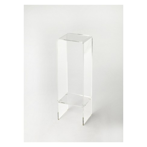 Butler Specialty Crystal Clear Acrylic Plant Stand Clear Acrylic - image 1 of 1