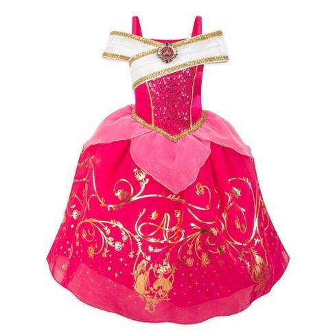 Disney Princess Aurora Kids' Dress - Disney Store - image 1 of 3