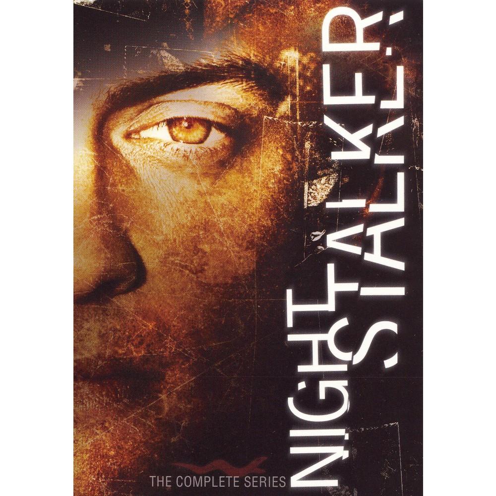Night stalker:Complete series (Dvd)