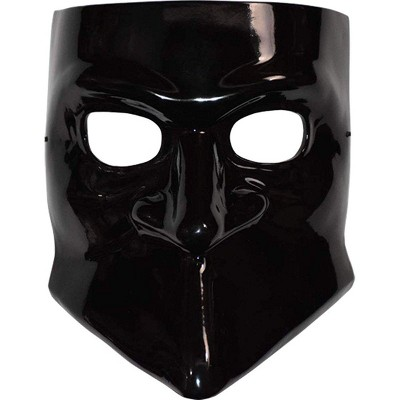Trick Or Treat Studios Ghost Nameless Ghoul Adult Vacuform Costume Half-Mask