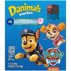 Dannon Danimals Squeezables Cotton Candy Kids' Yogurt - 4pk/3.5oz pouches - image 2 of 4