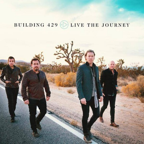 Building 429 - Live The Journey (CD) - image 1 of 1
