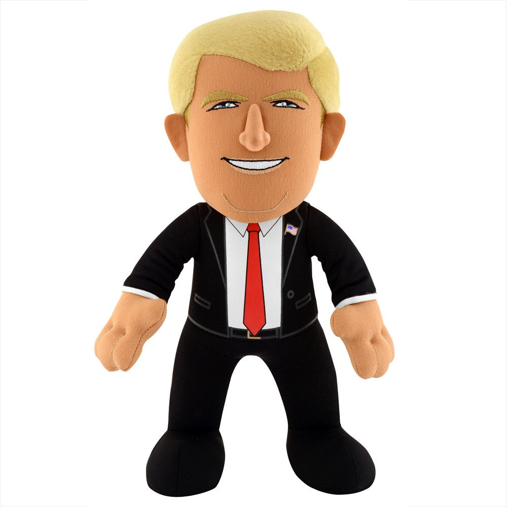 "Image of ""USA President Donald Trump 10"""" Plush"""
