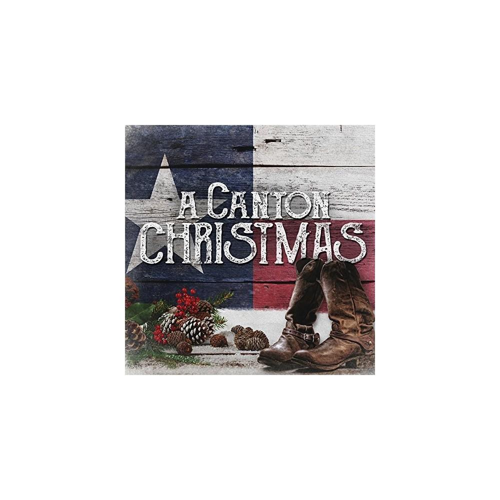 Canton Junction - Canton Christmas (CD)