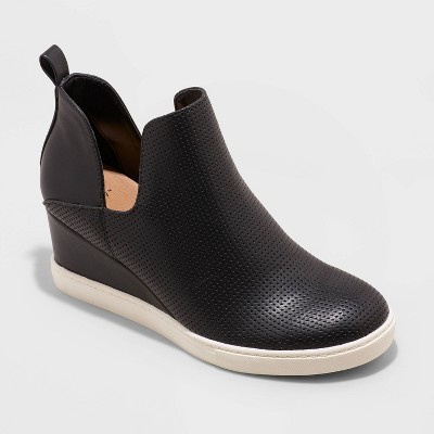 Women's Caralie Wedge Sneakers - A New Day™
