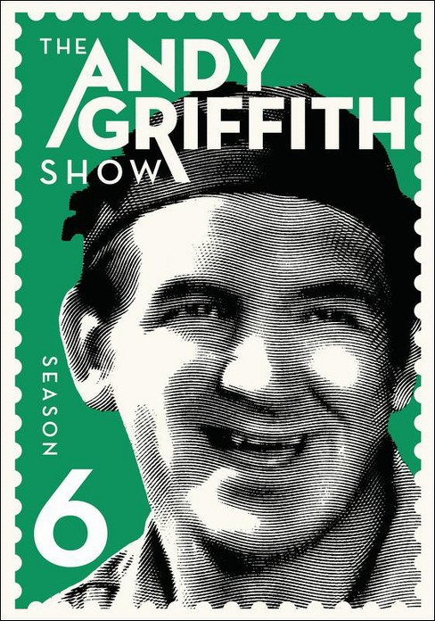 Andy griffith show:Complete sixth sea (DVD) - image 1 of 1