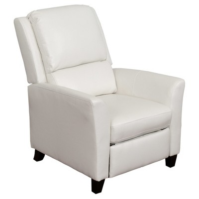 Kate Bonded Leather Recliner - Corliving