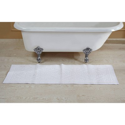 Bath Rugs And Mats White - Better Trends