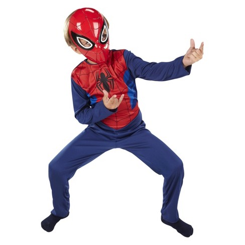 Spider-Man Animated Full Dress Up Costume - image 1 of 1
