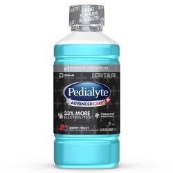 Pedialyte AdvancedCare Plus, Berry Frost - 1L