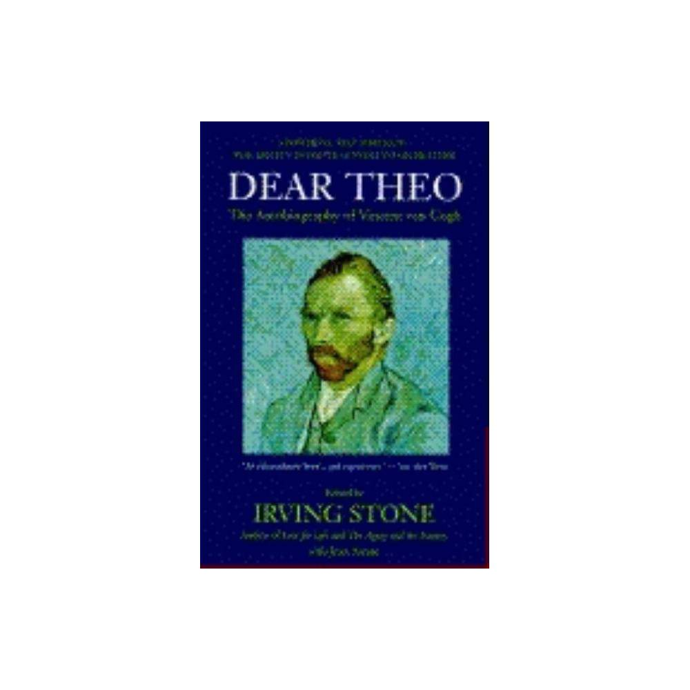 Dear Theo By Irving Stone Jean Stone Paperback