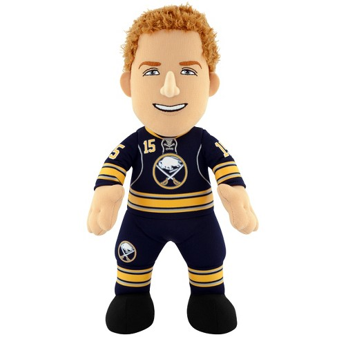 "NHL Buffalo Sabres Jack Eichel 10"" Plush Figure (Blue) - image 1 of 2"