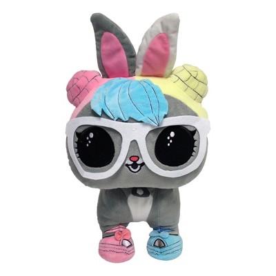 L.O.L. Surprise! Sweet Hop Hop Cuddle Pillow Pink