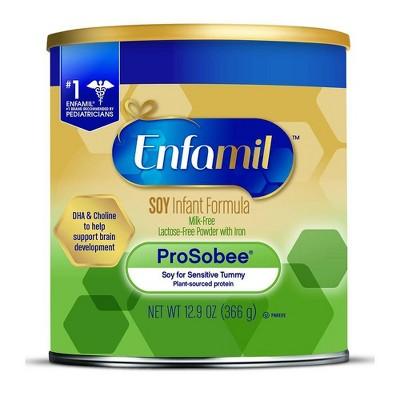 Enfamil Prosobee Soy Infant Formula Powder - 12.9oz