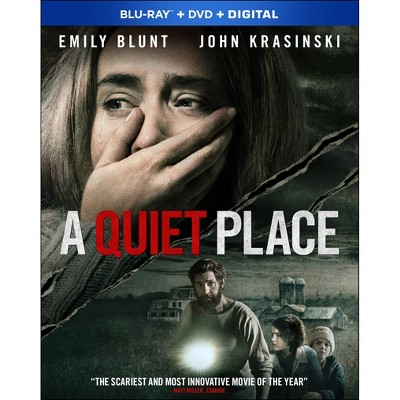 A Quiet Place (Blu-Ray + DVD + Digital)
