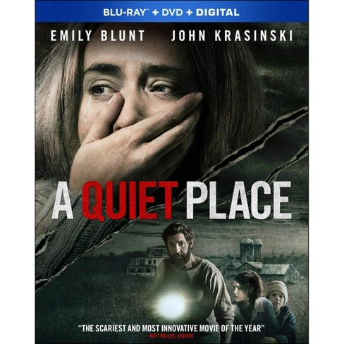A Quiet Place (Blu-Ray + DVD + Digital) - image 1 of 1