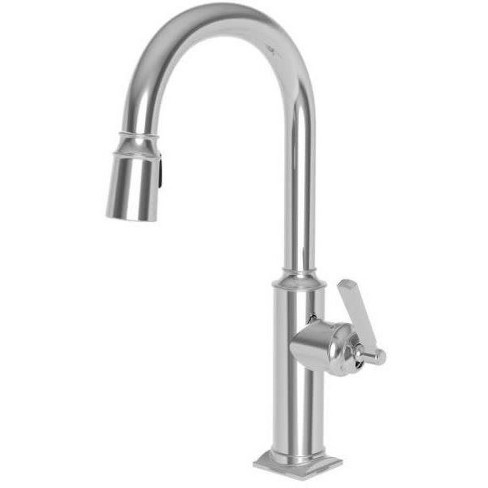 Newport Brass 3170-5103 Adam's 1.8 GPM Deck Mounted Pull Down Kitchen Faucet - image 1 of 1