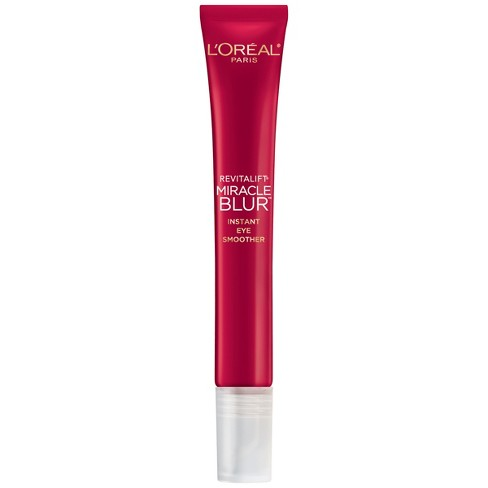 L'Oréal Paris Revitalift Miracle Blur Instant Eye Smoother Treatment - 0.5 fl oz - image 1 of 4