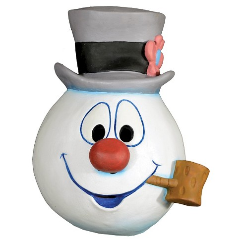 Frosty The Snowman Mask - image 1 of 2