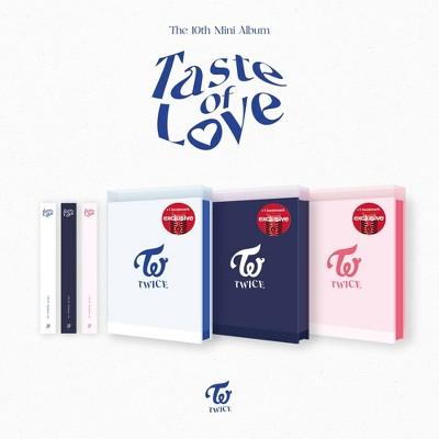 TWICE - Taste Of Love (Target Exclusive, CD)