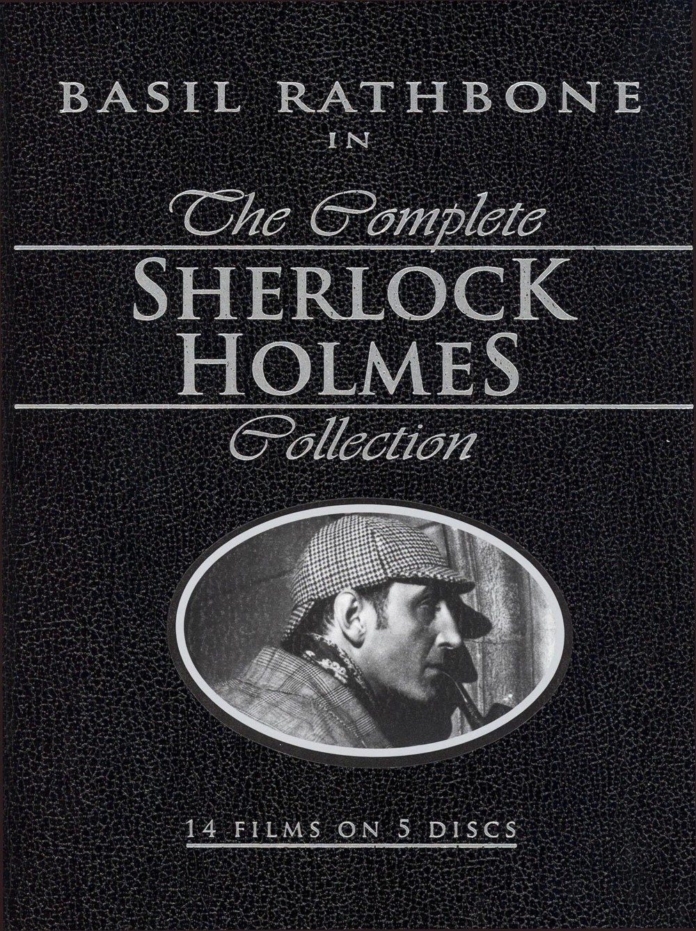 Complete sherlock holmes collection (Dvd)