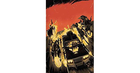 Ghost Racers 1 (Paperback) (Felipe Smith) - image 1 of 1