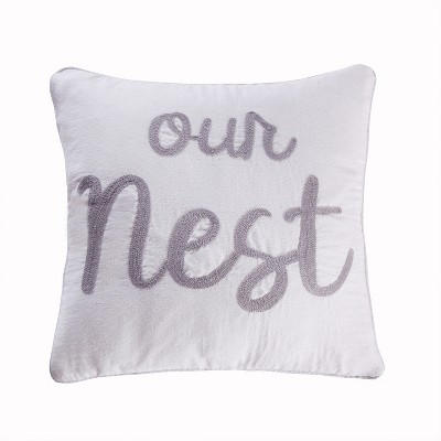 Bondi Our Nest Decorative Pillow - Levtex Home