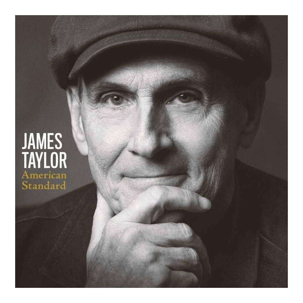 James Taylor American Standard Lp Vinyl