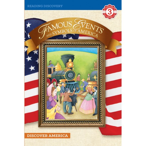 8pk Leveled Readers Famous Events and Symbols of America - Grade 2-4 - Bendon - image 1 of 2