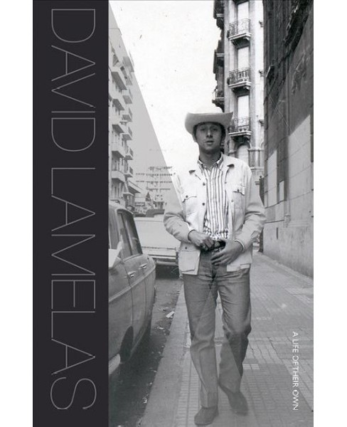 David Lamelas : A Life of Their Own -  (Hardcover) - image 1 of 1