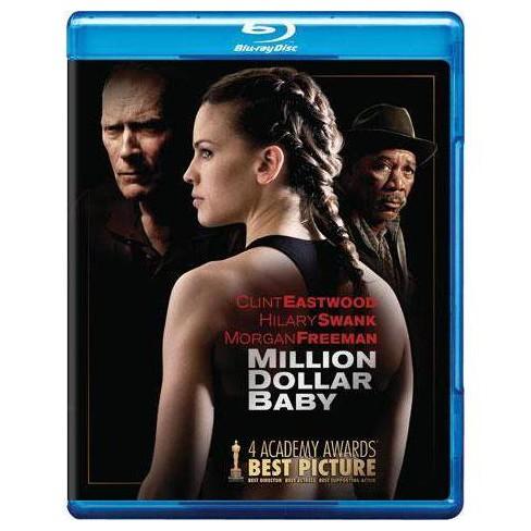 Million Dollar Baby (Blu-ray) - image 1 of 1
