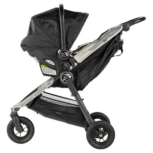 Baby Jogger City Mini Gt Travel System Black