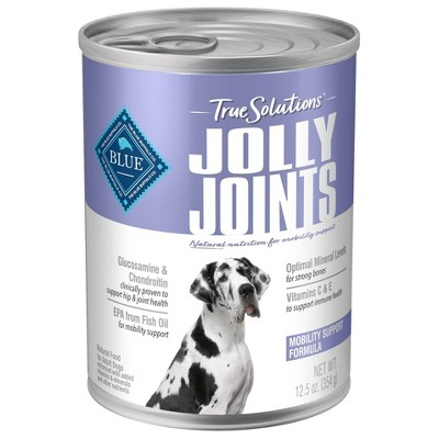 Blue Buffalo True Solutions Jolly Joints Wet Dog Food - 12.5oz