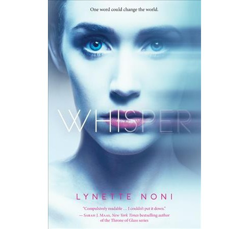 Whisper -  by Lynette Noni (Hardcover) - image 1 of 1